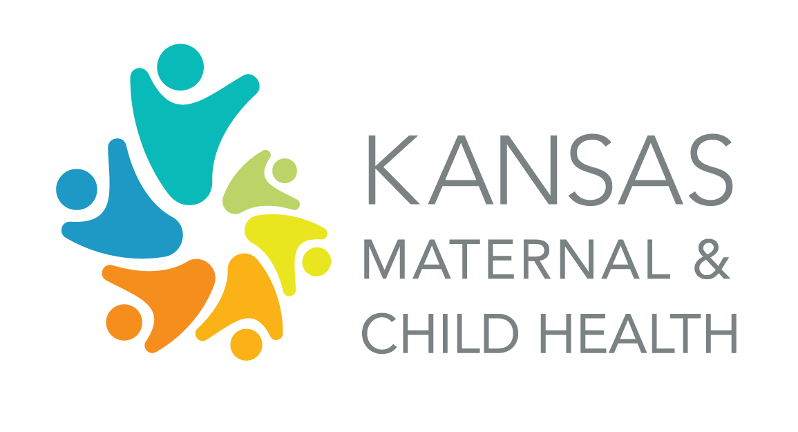 Kansas Maternal and Child Health logo